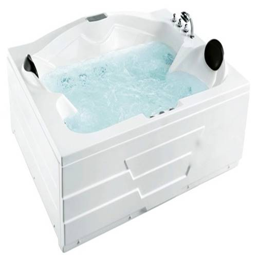AQILO-105B Bathtub with Jacuzzi