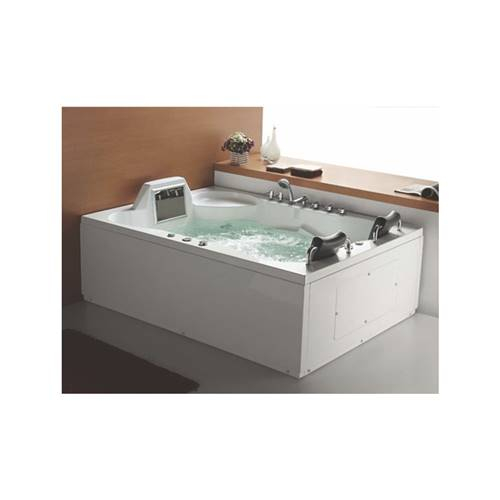 CHANNELLE 8018 Hydro Massage Bathtub -2