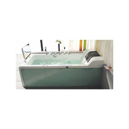 CLEOPATRA 8017 Whirlpool Bathtub with LCD TV -2