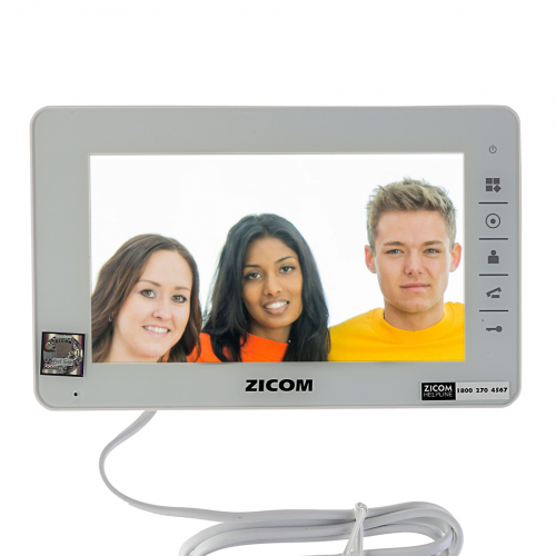 Zicom7 inch High resolution digital TFT LCD