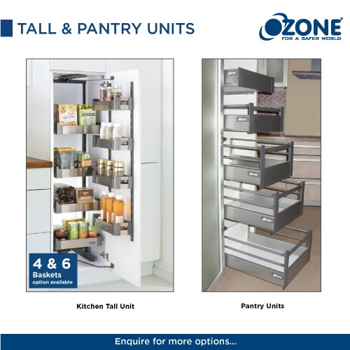 Tall and Pantry Units